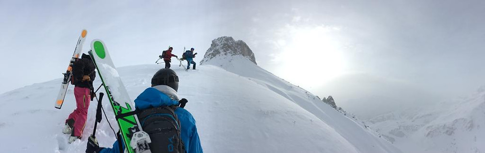Guiding Arlberg & Montafon Vorarlberg