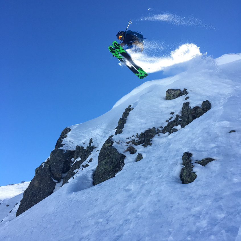 Freeride Coaching