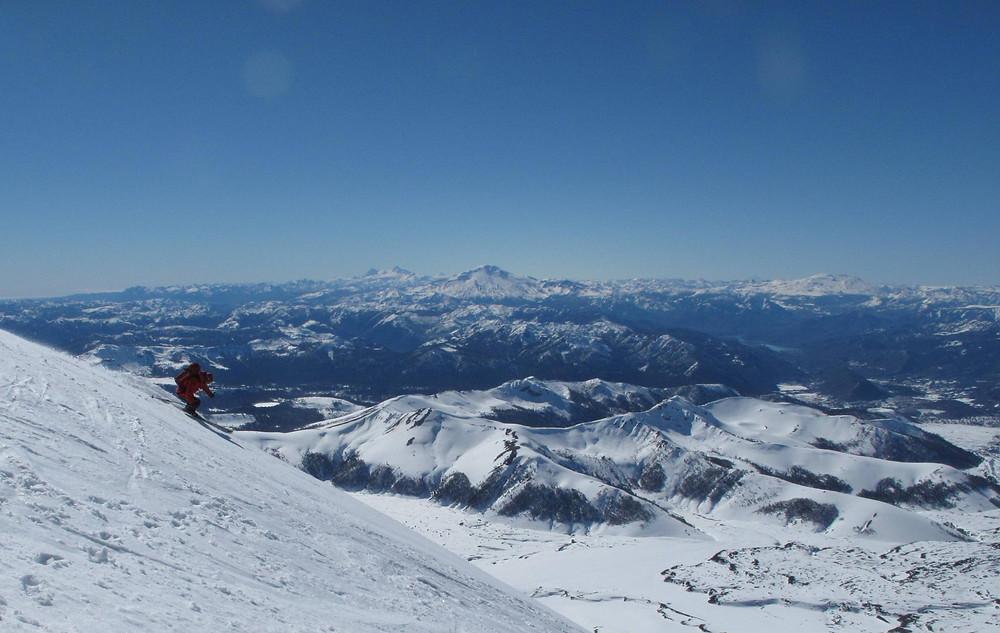 Skitour Chile