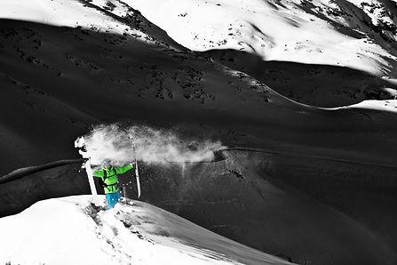 Freeride Days Arlberg & Montafon, Guiding, Schichule, Powder Chase, Freeride Montafon, Freeride Arlbeg, Guide
