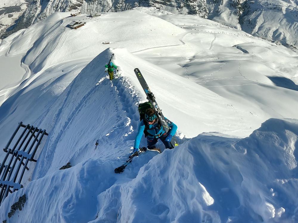 Skitouren Arlberg & Montafon