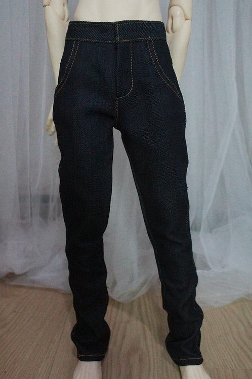 Basic Denim Pants