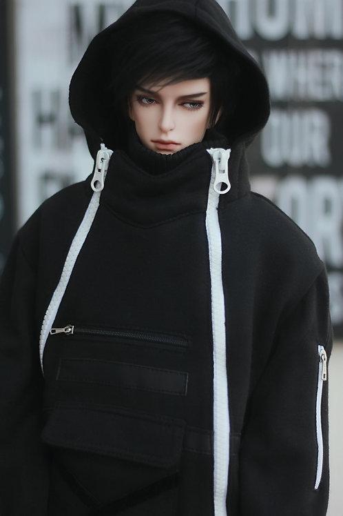 Oversize Hoodie Jacket