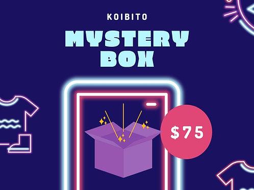 Mystery Box $75