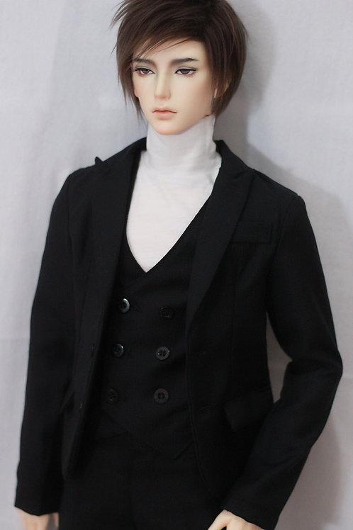 Black DB Suit (3 pcs set)