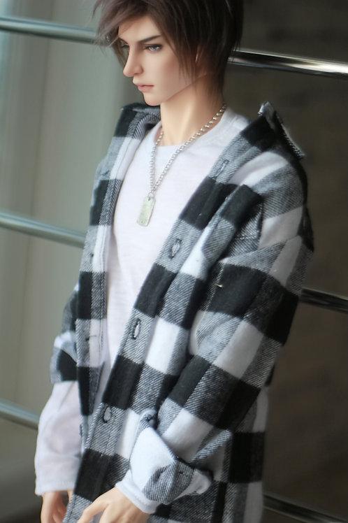 Oversize Flannel Shirt