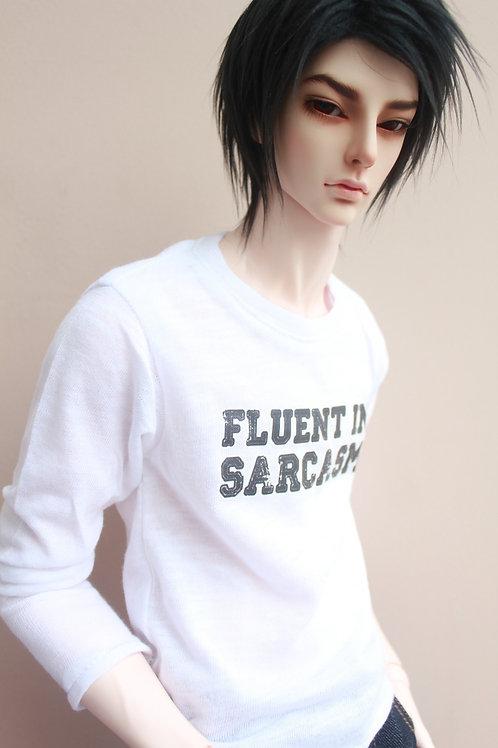 Print Sweatshirt