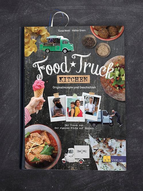 FOODTRUCK-KITCHEN. Streetfood Kochbuch