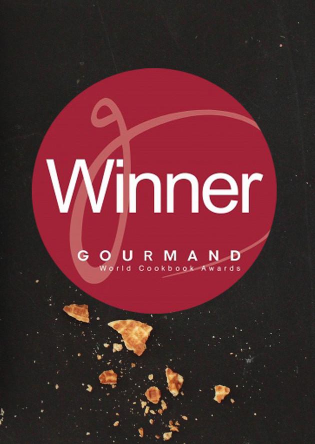 WINNER Gourmand World Cookbook Award