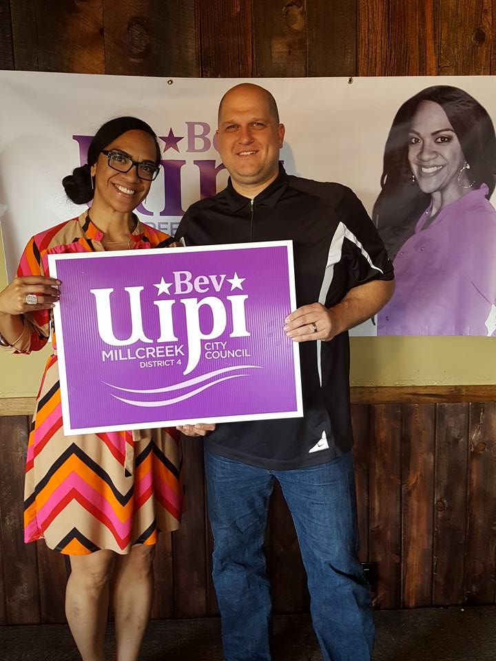 Bev Uipi for Millcreek City Council