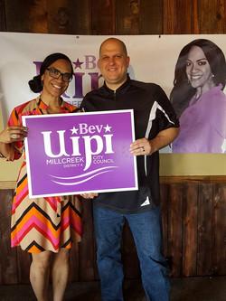 Bev Uipi for Millcreek City Council