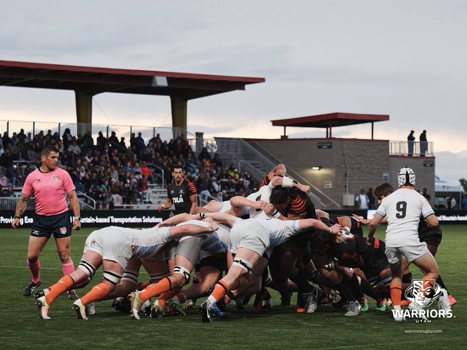Utah Warriors Professional Rugby