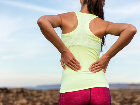Lower Back Pain Relief - 5 Effective Exercises From a Massage Therapist [Video Guide]