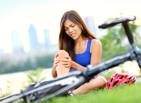 4 Common Athletic Injuries (and how you can avoid and treat them)