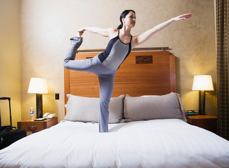 Staying Fit While Traveling: Your Full Guide!