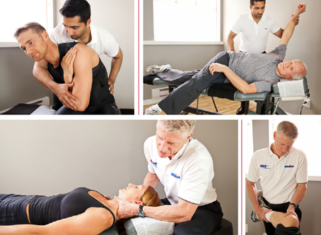 """NYC Injury Therapy's Top Secret Weapon: """"Active Release"""""""