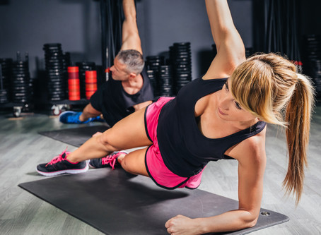 4 Awesome Exercises for a Strong Core and a Pain-free Low Back