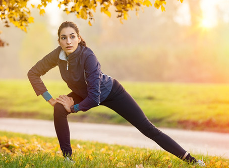 Why Stretching is Important: Stretching for Flexibility, Injury Prevention, Sports Performance and R