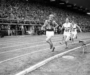 Athlétisme 1952 jeux olympiques podcast.