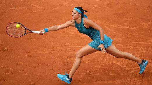 Garcia Roland Garros actu sport podcast