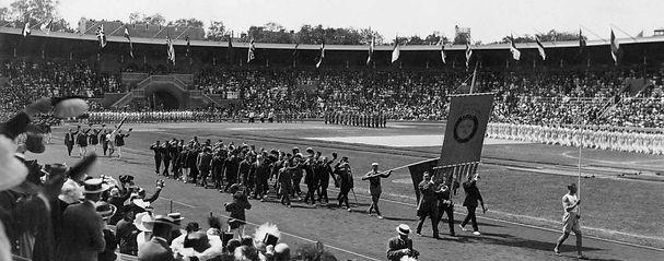 ceremonie jeux olympiques podcast sport.
