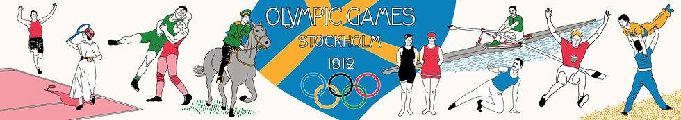 Banniere Jeux Olympiques podcast sport.j