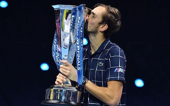 Medvedev tennis masters actu sport podca