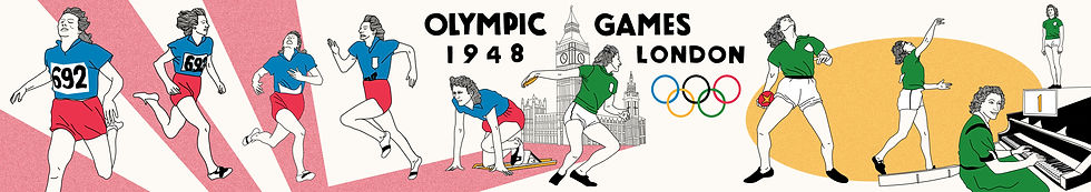 Podcast Jeux Olympiques 1948