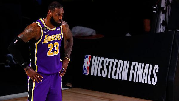 Lebron NBA actu sport podcast c'est bien