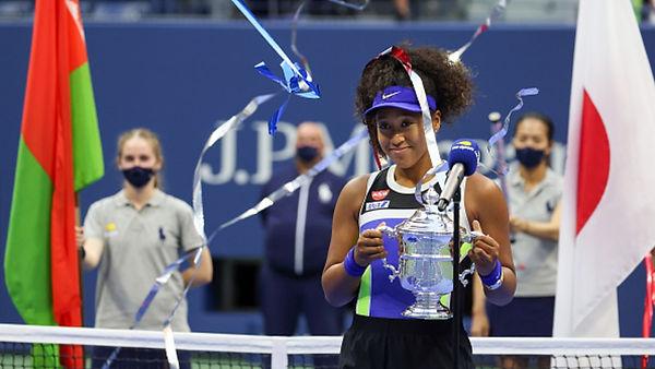 actu sport osaka tennis us open podcast