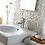 Thumbnail: River pebbles mosaic tile sheet