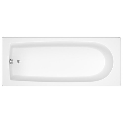 Single ended curved bath
