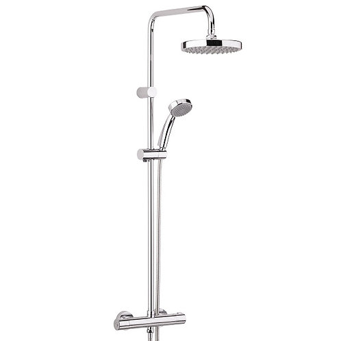 Bristan thermostatic exposed shower set