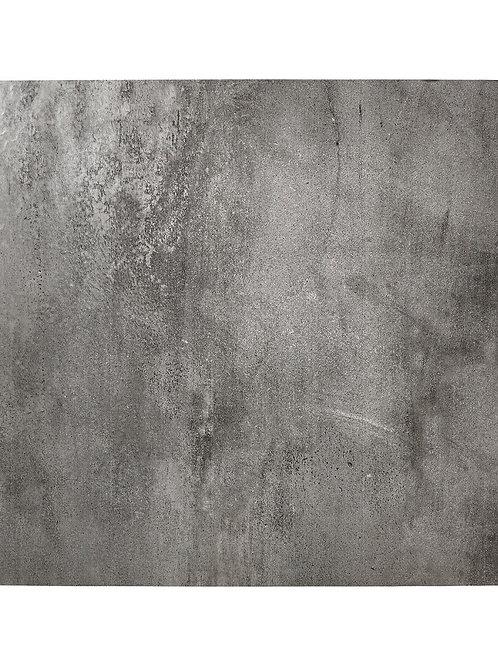 Sculpt concrete-effect grey tile