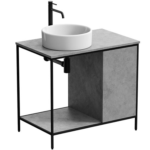 Millennial vanity unit W800