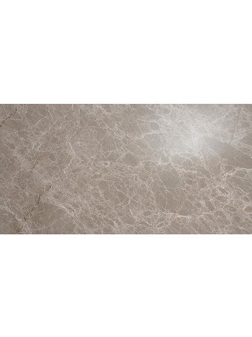 Linen polished marble tile