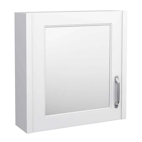 Traditional mirror cabinet L600