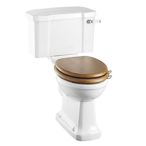 Burlington Close Coupled Traditional toilet