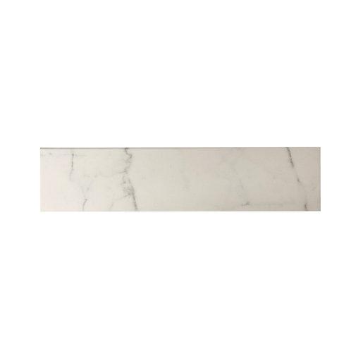 Calacatta floor marble effect tile