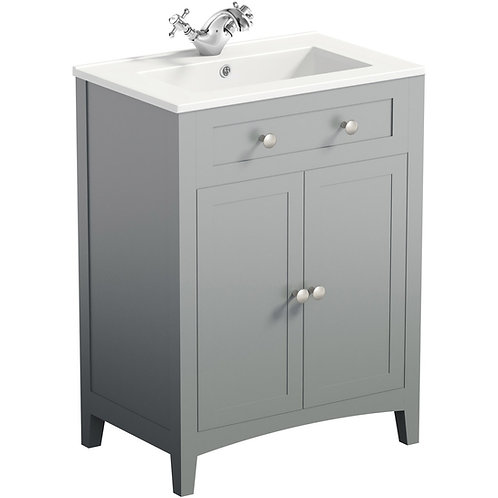 The Bath&Co Camberley vanity unit 600