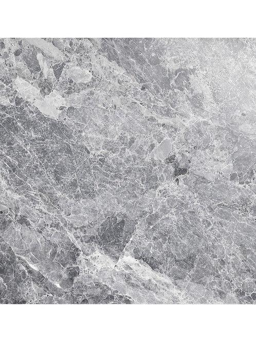Lantau grey glossy marble tile