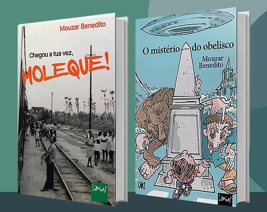 Dois livros com desconto especial