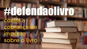 #defendaolivro : Taxar fortunas, não os livros