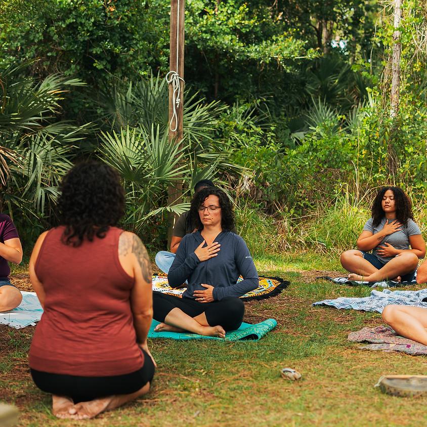 Meditation in Nature (July)