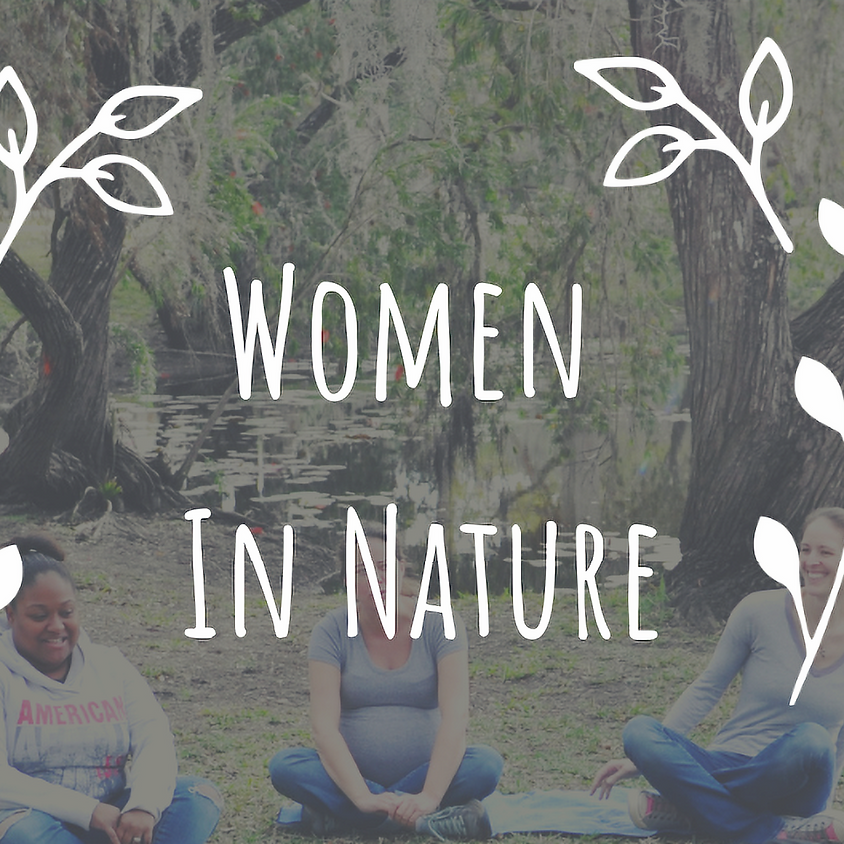 Women In Nature Spring Session