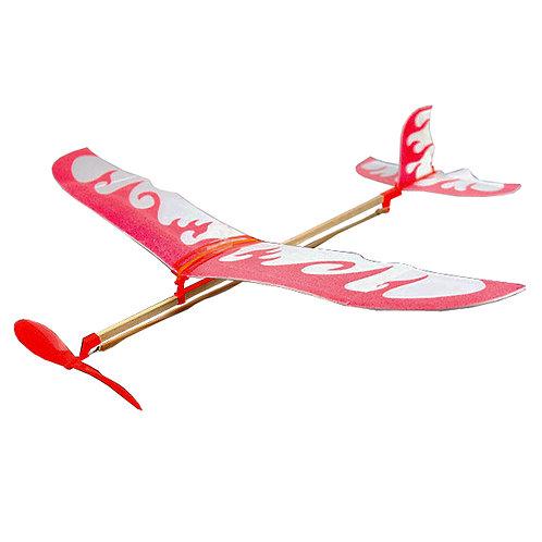 Thunder Bird Rubber-Band Flying Model