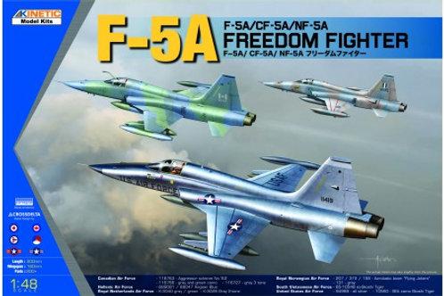 CF-5A RCAF Freedom Fighter