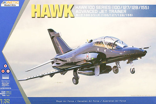 RCAF HAWK Jet Trainer