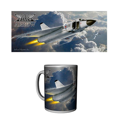 Avro Arrow Mug