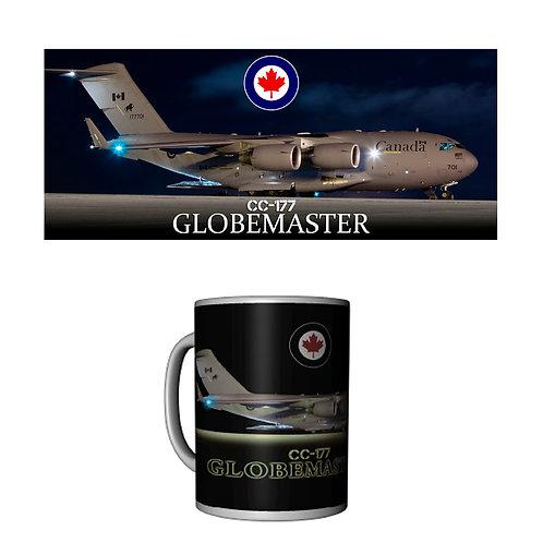 CC177 Globemaster Mug